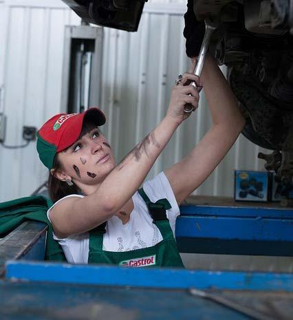 Diagnosta samochodowy - praca i zarobki