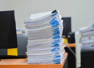 RODO - 4 bardzo ważne aspekty przy niszczeniu dokumentów